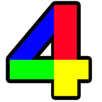 4 Colours Puzzle Game