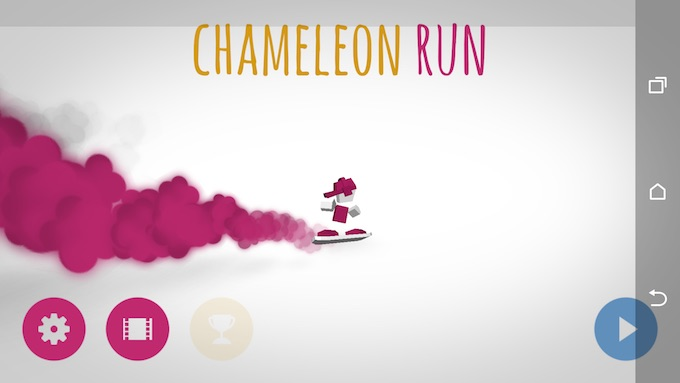 Chameleon Run Gameplay